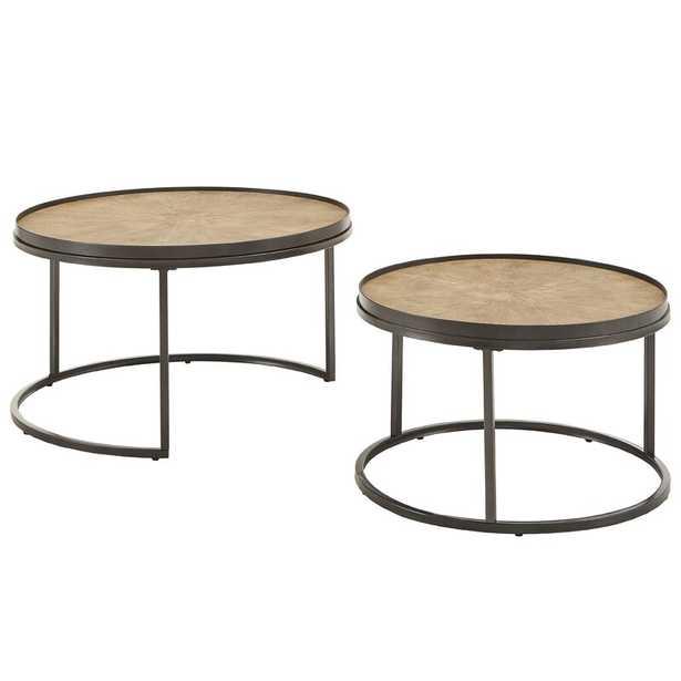 Montville Nesting Coffee Table - Wayfair