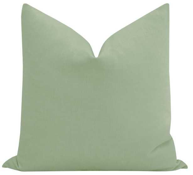 Classic Linen // Eucalyptus - Little Design Company