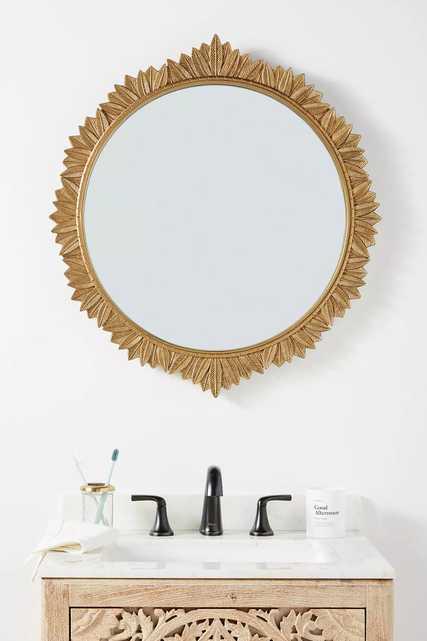 Demeter Mirror - Anthropologie
