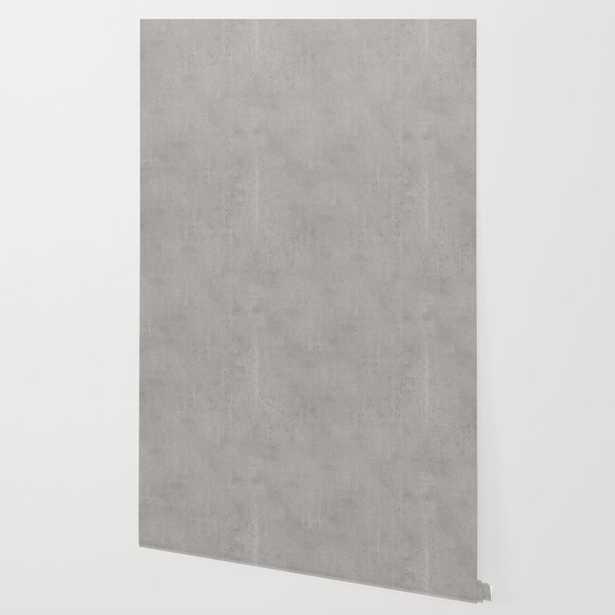 Natural Concrete Wallpaper, 2' x 10' - Society6