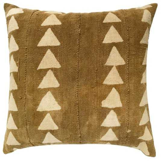 """FOUND PILLOW XXXIV 18"""" x 18"""" insert included - PillowPia"""