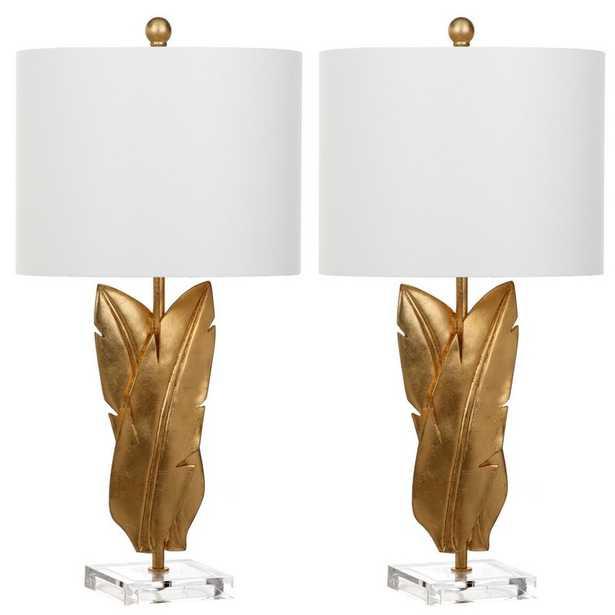 "Celina 28"" Table Lamp Set (Set of 2) - Wayfair"