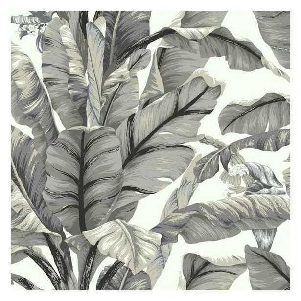Banana Leaf Premium Peel and Stick Wallpaper - York Wallcoverings