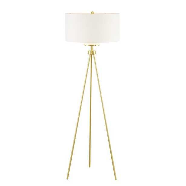 Riddleville 65 Tripod Floor Lamp - Wayfair