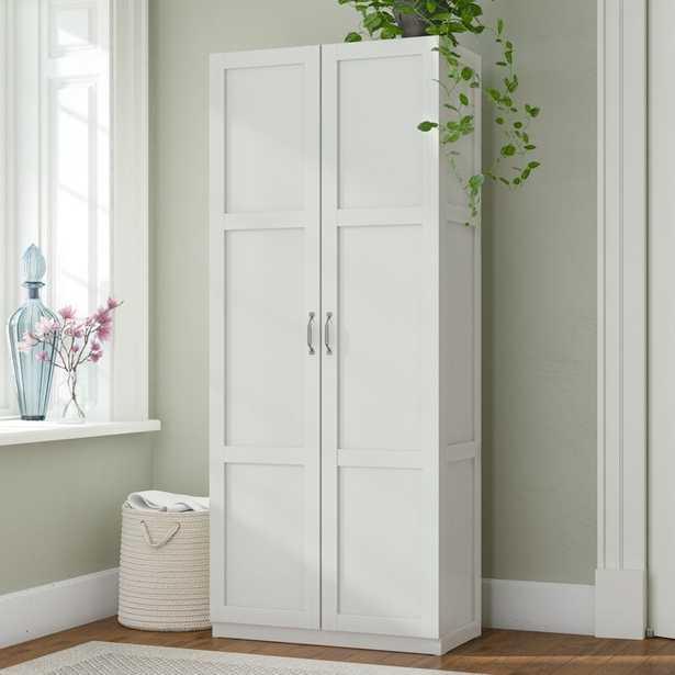 Howard Storage Cabinet, White - Wayfair