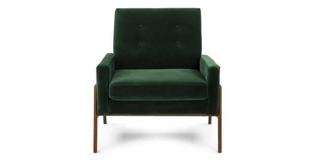 Nord Accent Chair / Balsam Green - Article