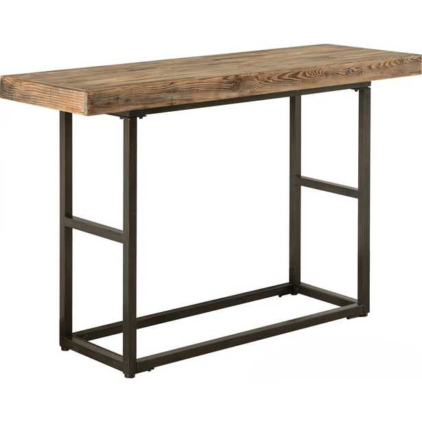 """Othello 53"""" Console Table - Wayfair"""