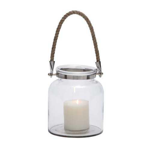 Glass Lantern - Wayfair