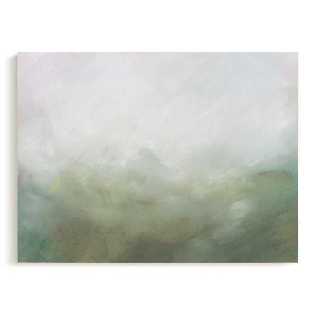 """Morning Mist - Canvas - 40"""" X 30"""" - Minted"""