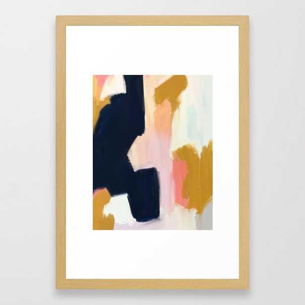 Kali F1 Framed Art Print by Patricia Vargas - Society6