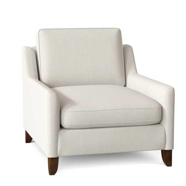 Haleigh Armchair, Conversation Pearl - Wayfair