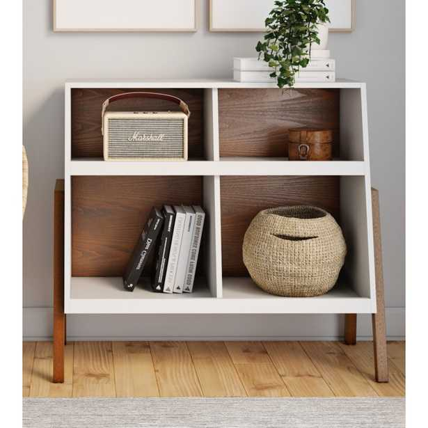 Forest Park Standard Bookcase by George Oliver - Wayfair