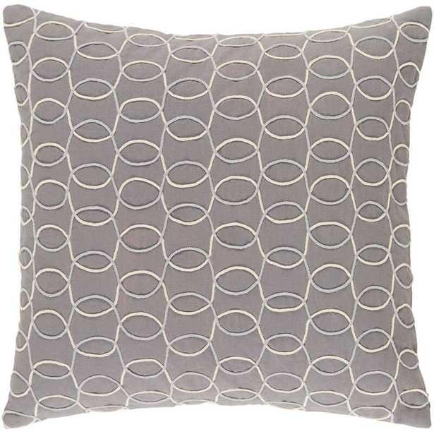 Bunceton Indoor Cotton Throw Pillow Cover - Wayfair