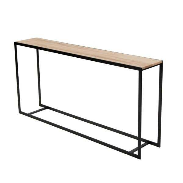 Ansted Solid Wood Console Table - Wayfair