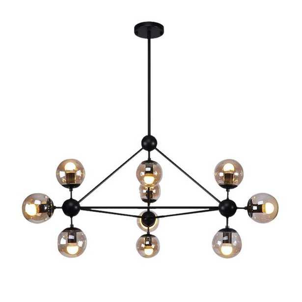 Julius 10-Light Sputnik Chandelier - Wayfair