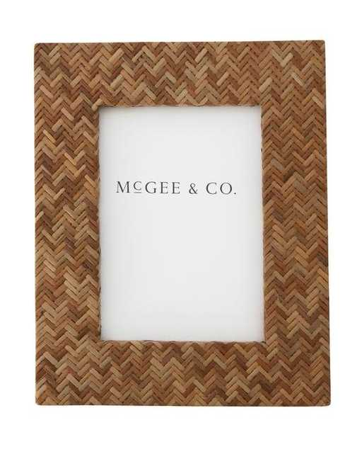 Double Weave Frame - McGee & Co.