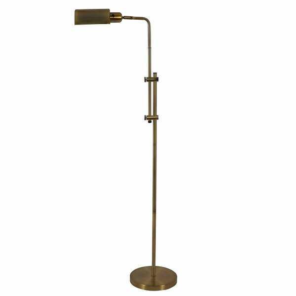 """Baumgartner Pharmacy 60.5"""" Task Floor Lamp - Wayfair"""