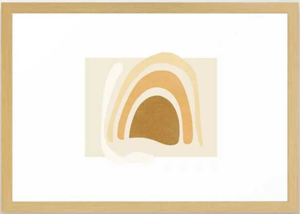 Sunny Day Framed Art Print - Society6