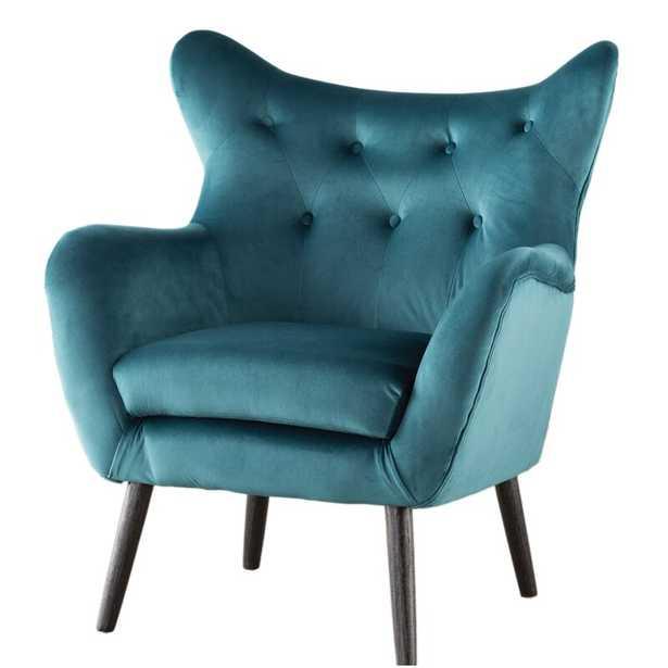 Bouck Wingback Chair - Wayfair