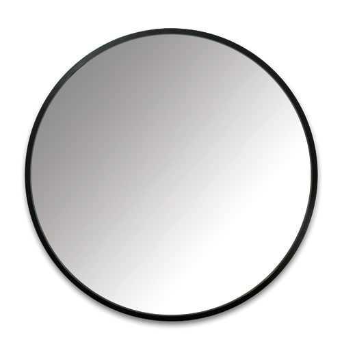 Hub Round Mirror - AllModern