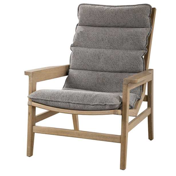ISOLA ACCENT CHAIR - Hudsonhill Foundry