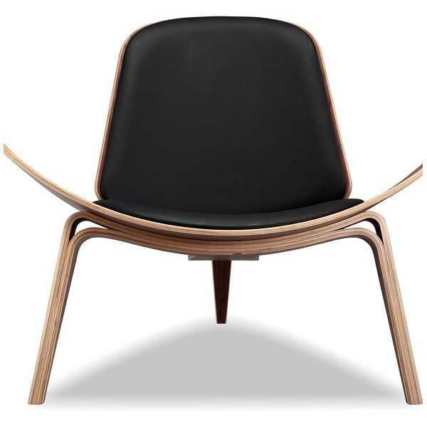 Plywood Modern Lounge Chair - Wayfair