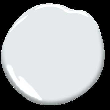 Lily White 2128-70 Color Samples Pint - Benjamin Moore