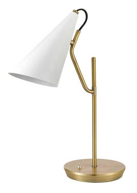 """Celentano 18"""" Desk Lamp - AllModern"""