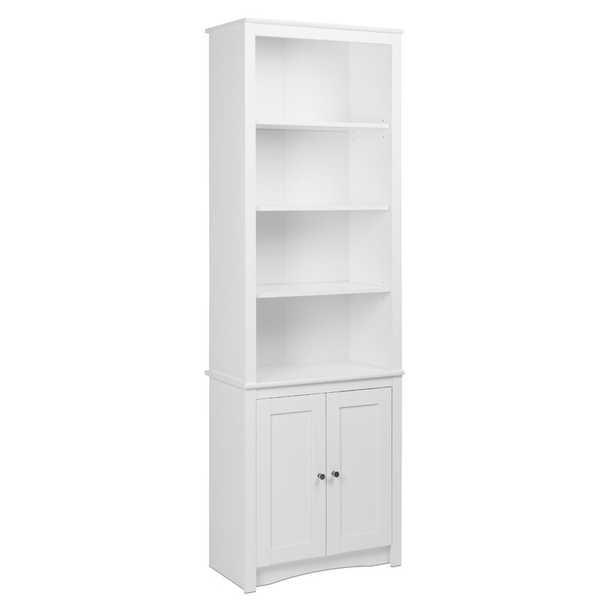 Hopwood Standard Bookcase - Wayfair