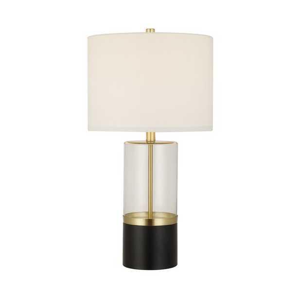 """Cepheus 26"""" Table Lamp with Bulb - Wayfair"""