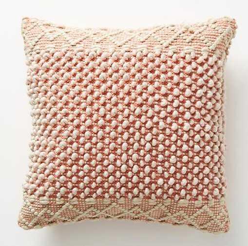 Joanna Gaines for Anthropologie Textured Eva Pillow - Anthropologie
