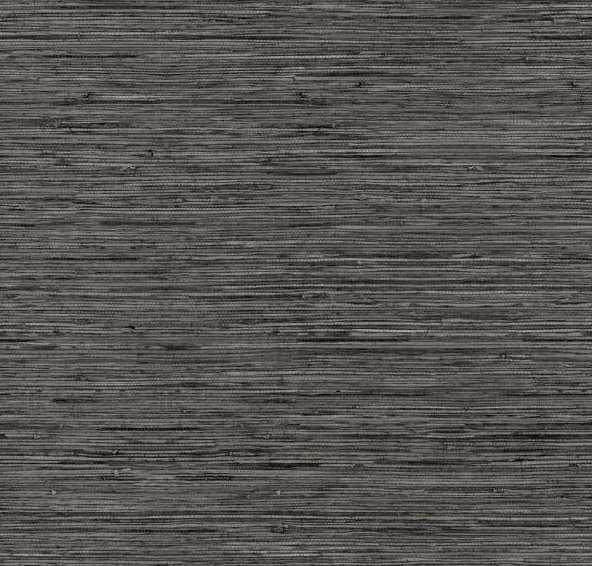 28.18 sq. ft. Grasscloth Grey Peel and Stick Wallpaper - Home Depot