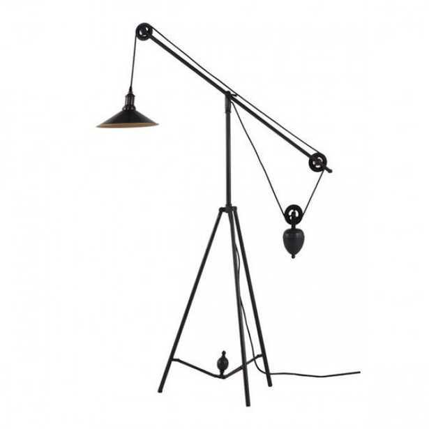 JASPER FLOOR LAMP - Zuri Studios