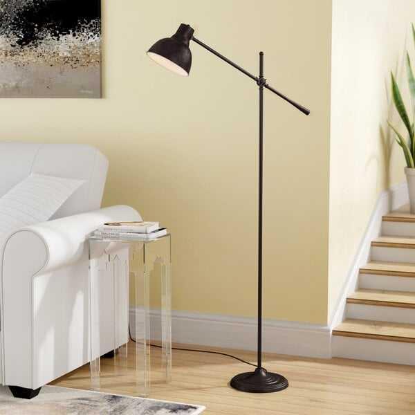 "Edgao 56"" Task/Reading Floor Lamp - Wayfair"