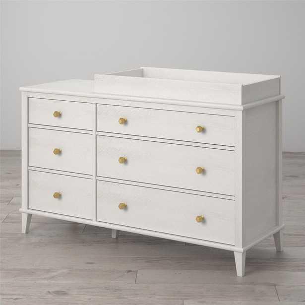 August Changing Table Dresser - Wayfair