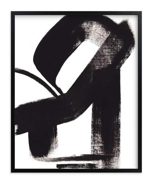 "Untitled 1b - 16"" x 20"" - Minted"
