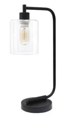 "Keystone Lantern 19"" Desk Lamp - Birch Lane"