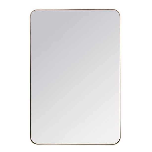 Leverett Wall Mirror - Wayfair