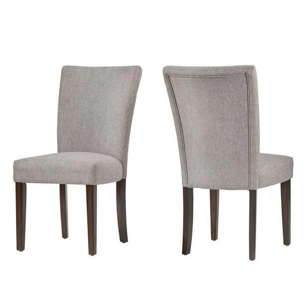 Lancaster Parsons Chair, Set of 2 - Wayfair