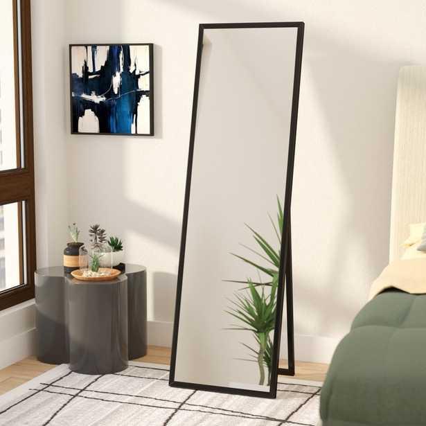 Mcgary Free Standing Floor Full Length Mirror with Adjustable Easel - Wayfair