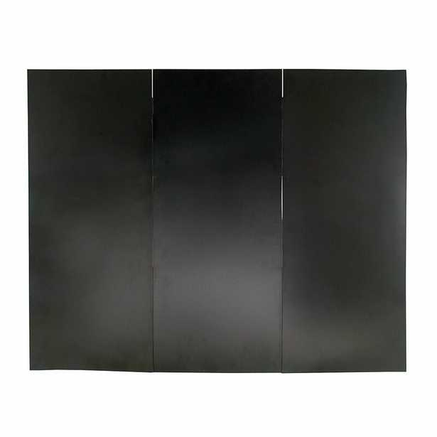 3  Panel Iron Fireplace Screen - Wayfair