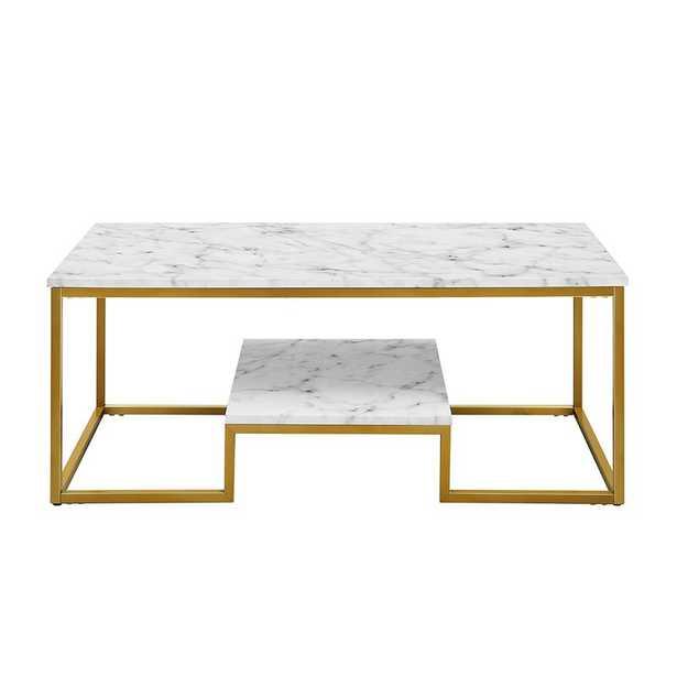 Deleo Coffee Table - Wayfair