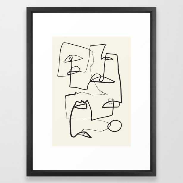 Abstract Line Art 12 - Society6