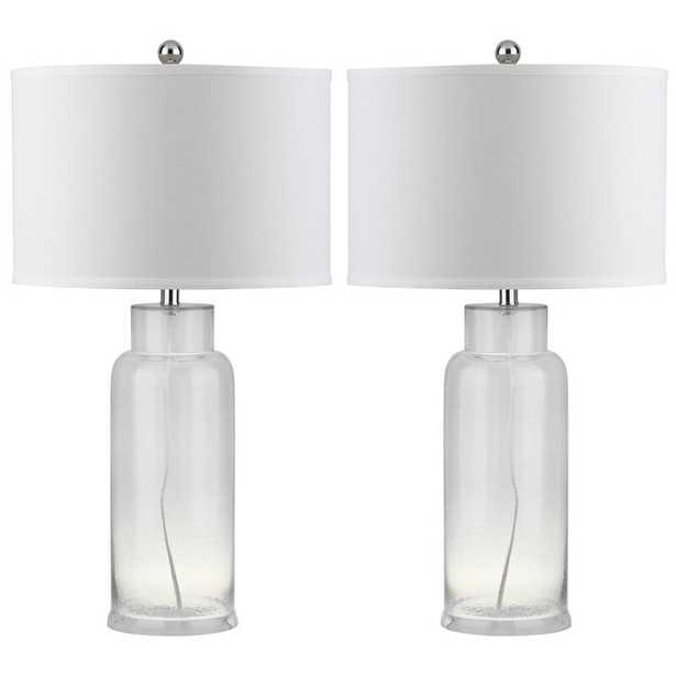 "Fairgrove 29"" Table Lamp Set (Set of 2) - Wayfair"