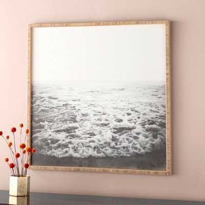 'Infinity' Framed Photographic Print - Wayfair