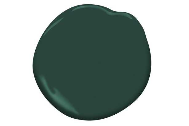 Hunter Green (2041-10), Eggshell Finish, Gallon - Benjamin Moore