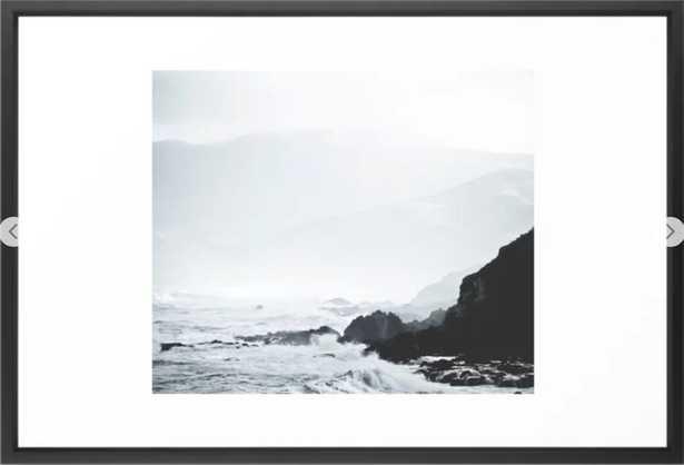 Sea Waves Seascape, Ocean Waves - Society6