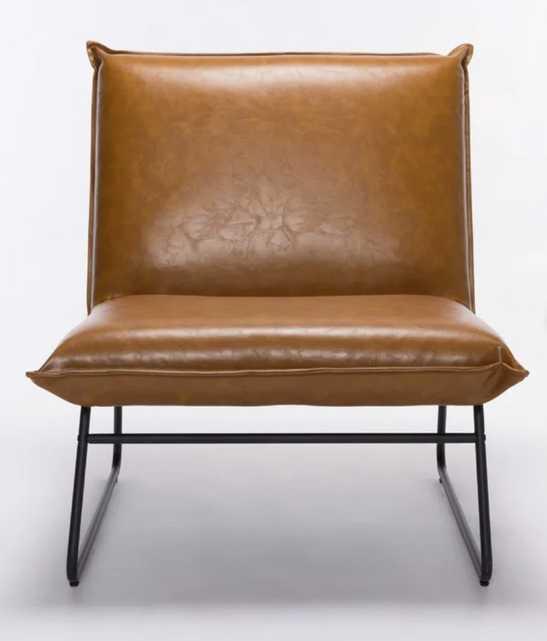 "Thebault 28"" Wide Slipper Chair - Wayfair"