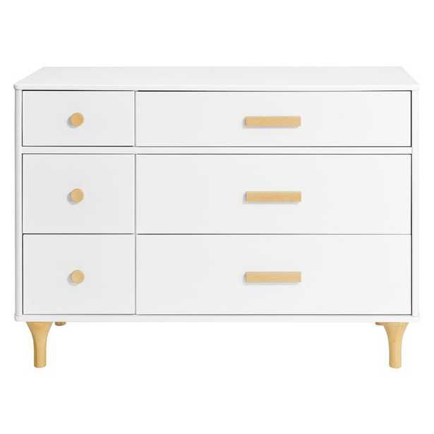 Lolly 6 Drawer Double Dresser - Wayfair