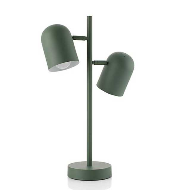 Green Touch Table Lamp - Crate and Barrel